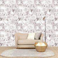 おしゃれなふすま紙で和室の雰囲気を一変。オリジナリティあふれる襖に