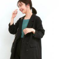 オンオフ使える「黒ジャケット」の秋コーデ。2021年マネしたいおしゃれな着こなし