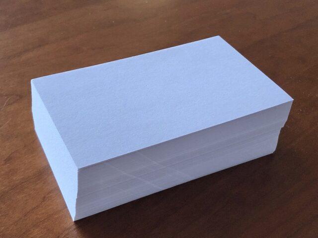 100均のメッセージカード16