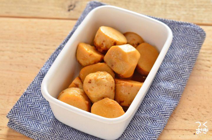 定番人気の料理!里芋の煮っころがしレシピ