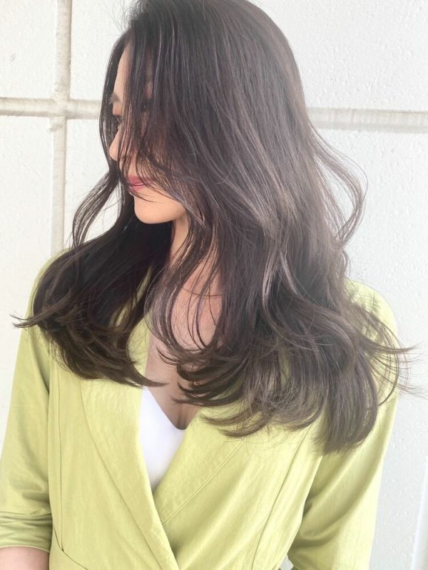 ゆるっと感が可愛いヘアアレンジの髪型