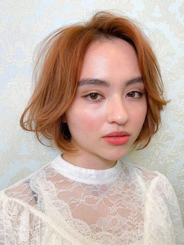 イエベ春×ハイトーンハニーオレンジ