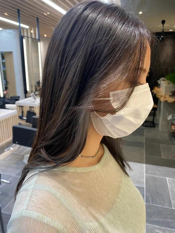 秋冬トレンドの髪型15