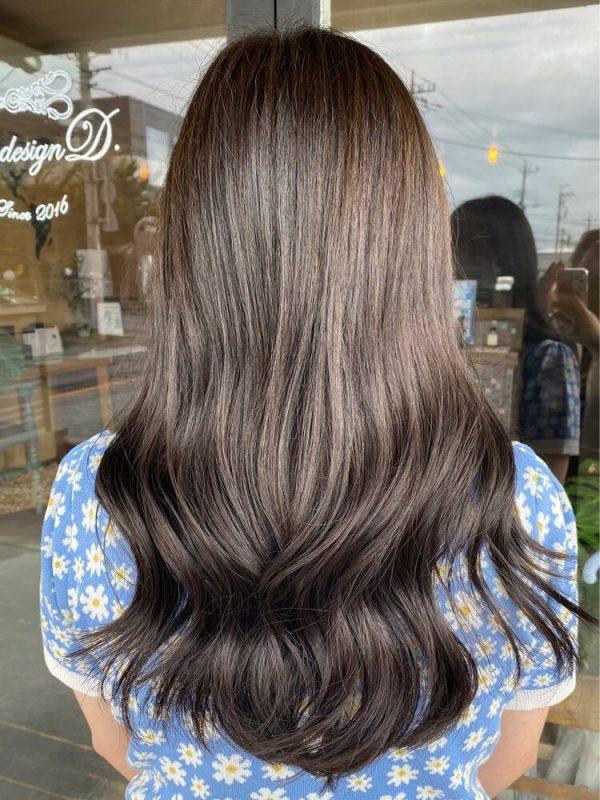 上品で人気があるヘアアレンジの髪型