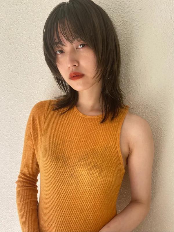 秋冬トレンドの髪型11
