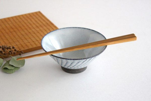 スパイラル平茶碗