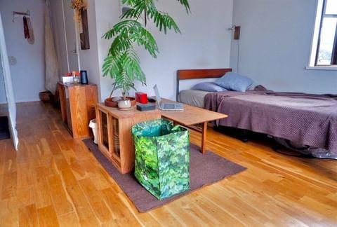 ワンルームの家具配置7