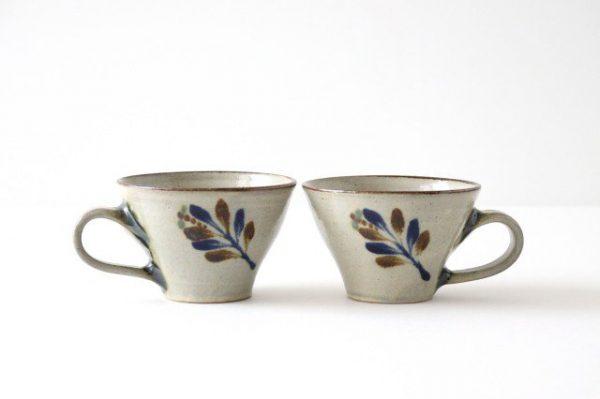 ティーカップ ゲットウ 陶器 mug やちむん