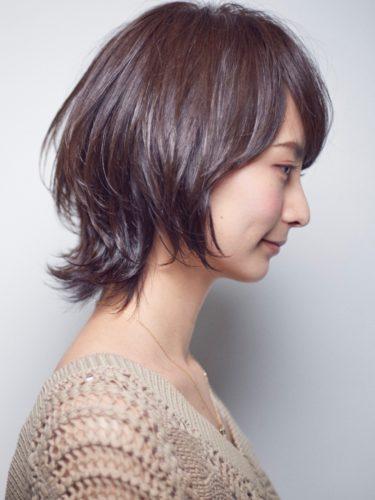 秋冬トレンドの髪型