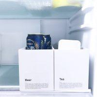 無印良品を使って冷蔵庫を整理整頓!収納に便利でおしゃれなアイテムをご紹介