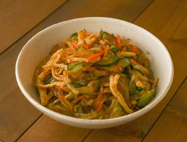 中華風サラダ