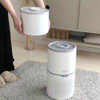 ウイルス対策におすすめ!コンパクトでおしゃれな加湿空気清浄機