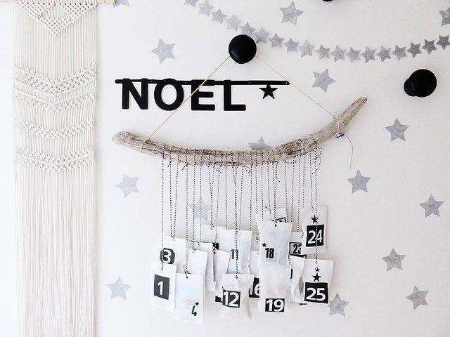 クリスマス飾り手作りアドベントカレンダー3