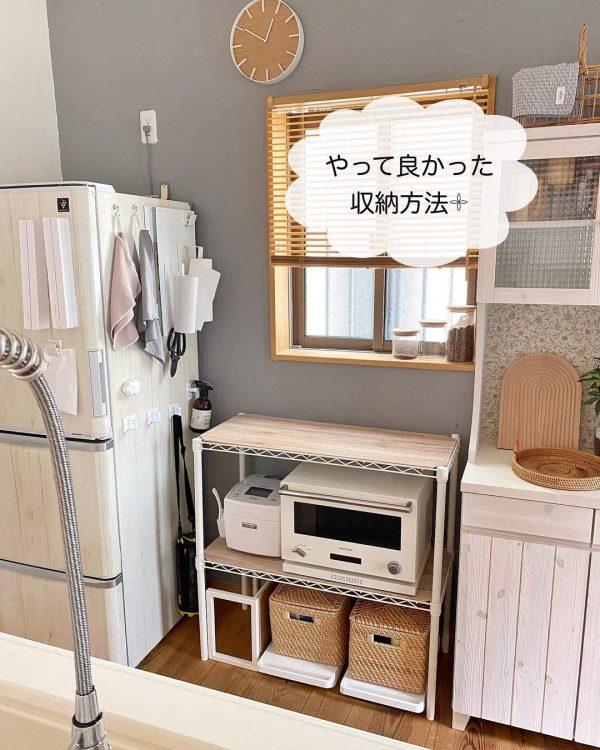 デッドスペースをフックで有効活用するアイデア
