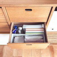 収納上手さんは「深い引き出し」どう活用してる?キッチン・リビングの整理整頓術