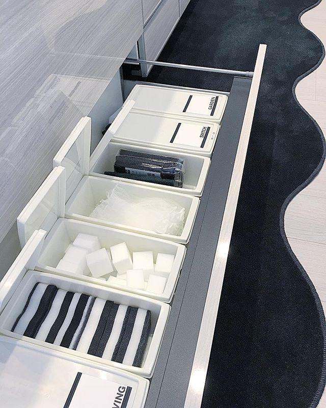 収納ボックスで叶えるおしゃれなキッチン収納