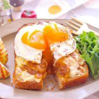 ランチにぴったりの食パンを使った簡単レシピ。作りたくなる人気のメニューまとめ