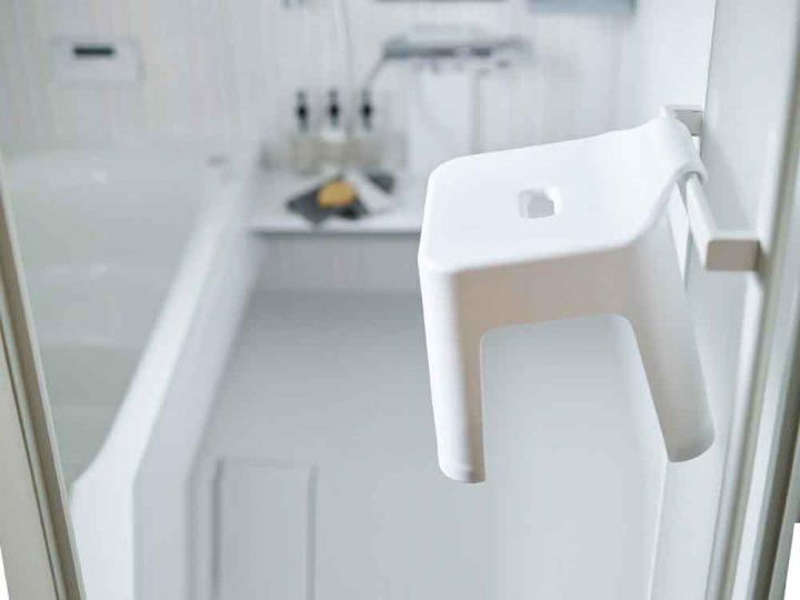 お風呂の浮かせて収納アイテム2