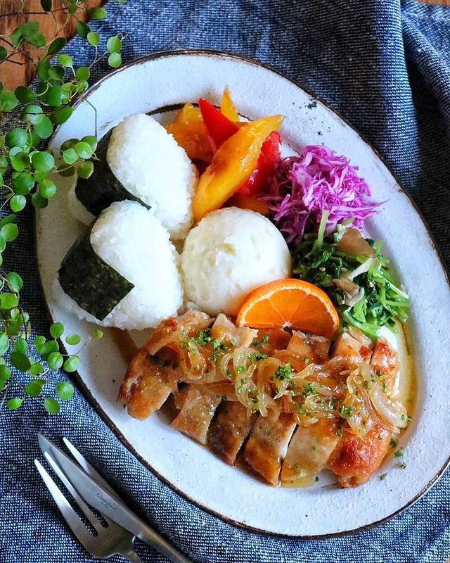 鶏肉のオレンジマーマレードソテーレシピ