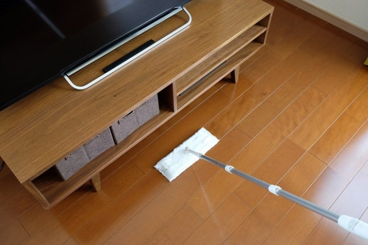 ほこりの掃除方法3