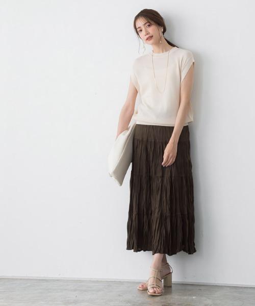 ティアードスカート6