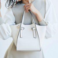 シーン別で使い分けしやすい《プチプラトートバッグ》20選。女性におすすめデザイン