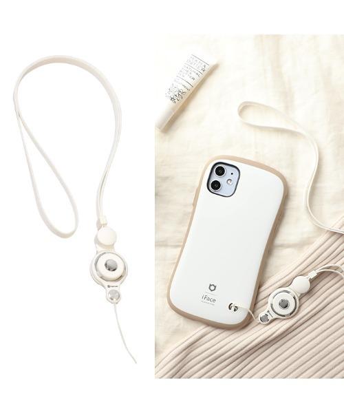 [Hamee] HandLinker Putto モバイル ネックストラップ 首かけ ストラップ 落下防止 スマホリング リングストラップ