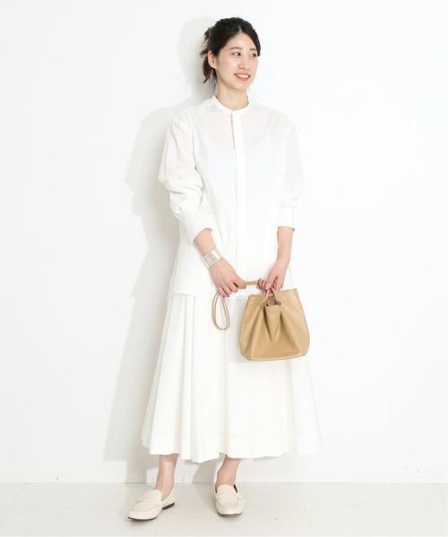 白シャツ18