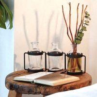 枝物におすすめのおしゃれな花瓶をご紹介。丁寧な暮らしに最適の商品をまとめました