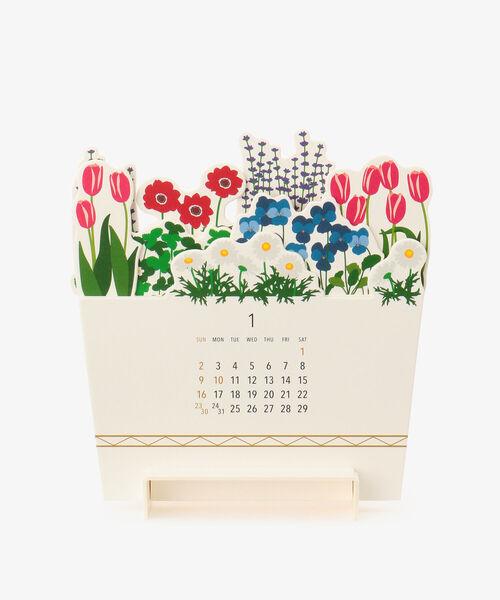 華やかなデザインでおしゃれなカレンダー
