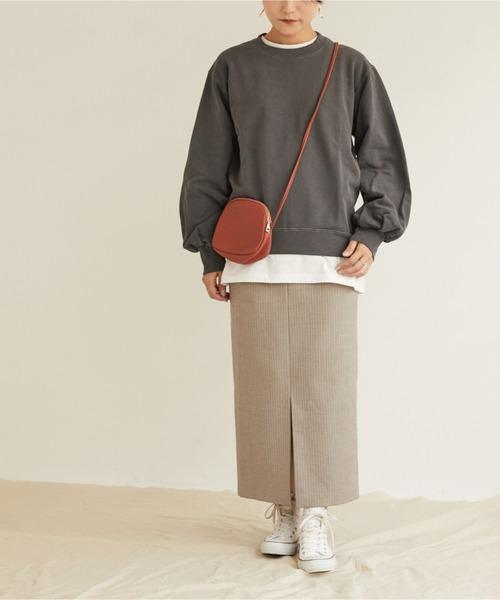 [archives] ジャガードペンシルタイトスカート