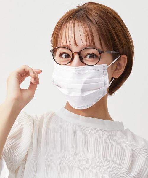 [kana] 血色マスク カラーバリエーション豊富 使い捨て 不織布マスク 30枚セット【日本製】