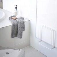 便利な「お風呂の浮かせて収納アイテム」。収納力もルックスもいい優秀品!