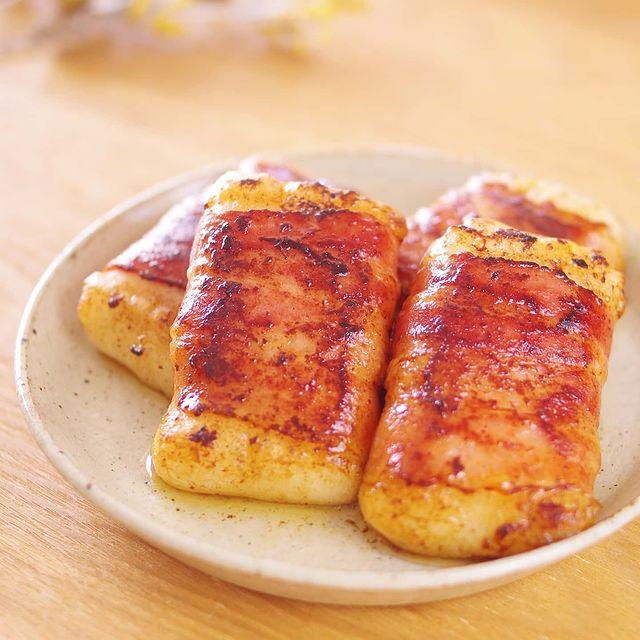 朝もち派◎おすすめ&人気のバター醤油ベーコンもち