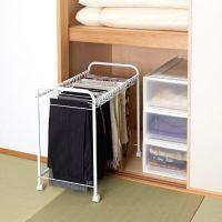 【押入れ】のデッドスペースの活用アイデア。暮らしが整う簡単・おしゃれな収納術