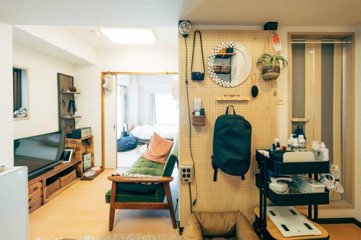 部屋を大きくイメージチェンジ6