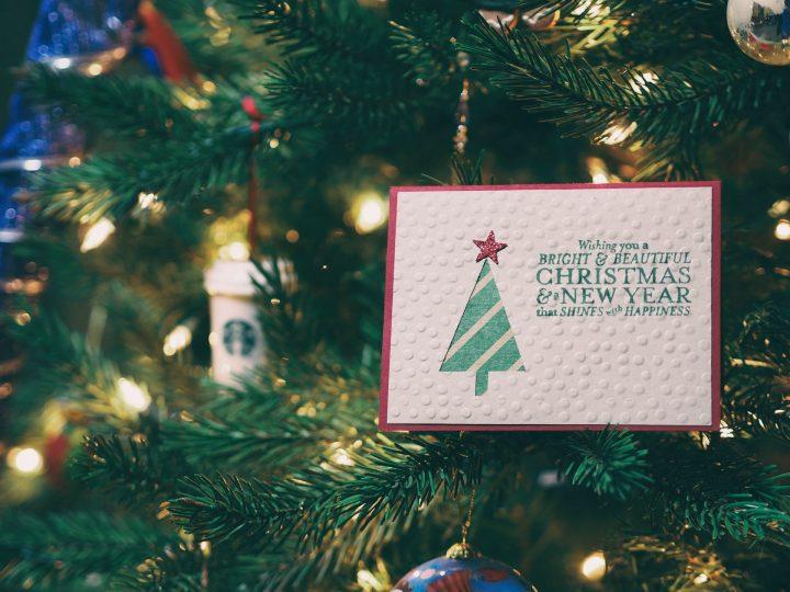 英語のクリスマスメッセージ《定番》
