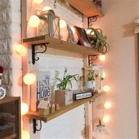 壁を傷つけない壁面収納実例集。賃貸でも安心、DIYでできるおしゃれインテリア