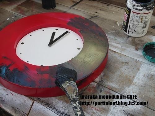 市販の時計をリメイクするのも◎