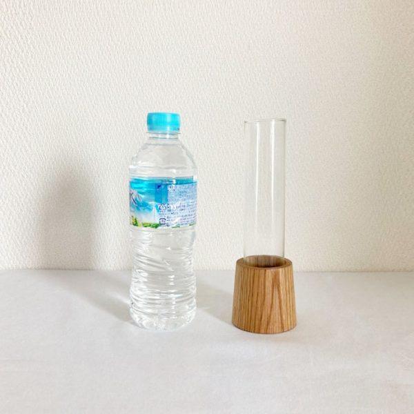ブリキスティックとガラスの花瓶6