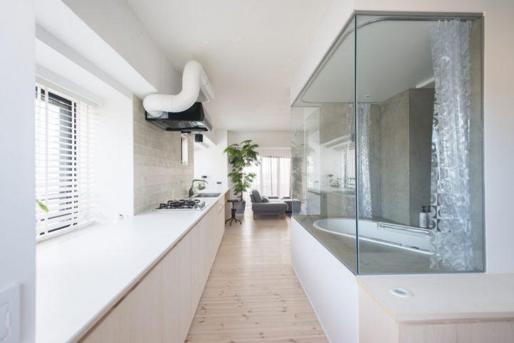 お風呂をリノベーション1