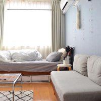 ベッド下のおしゃれな収納アイデア15選。スペースを有効活用できる方法をご紹介