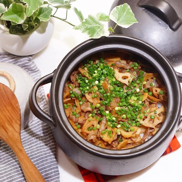 献立のメインに!旬の食材で作る土鍋ごはん