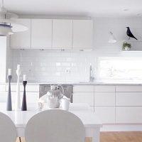 おしゃれな広いキッチンをご紹介。空間を有効活用できる広々としたデザイン15選