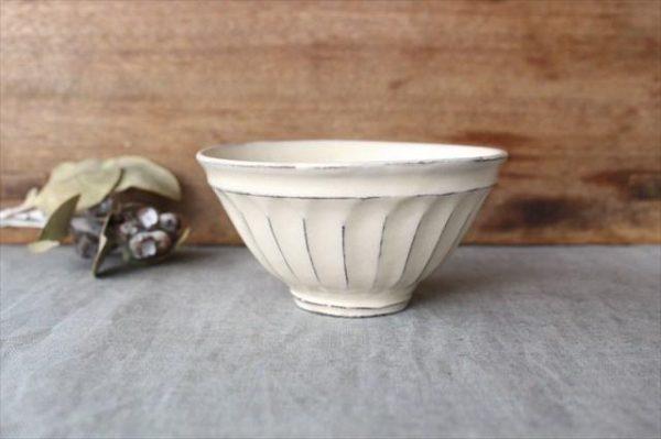 鎬 ボウル(飯碗) 陶器 後藤義国