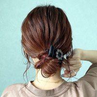 お手本にしたい簡単にできるアップヘア15選。レングス別におしゃれな髪型をご紹介