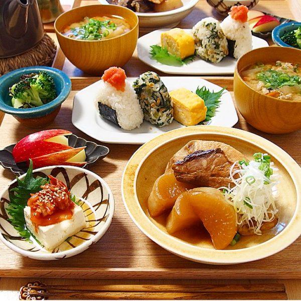 冬の献立の人気レシピ!和食の定番ぶり大根