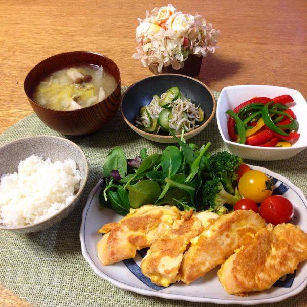 ピカタの献立に合う和食!おすすめ味噌汁