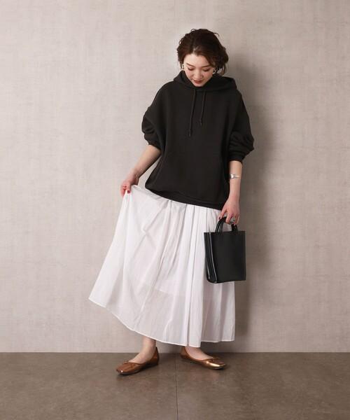 ▽【WEB限定】インドマキシフレアスカート