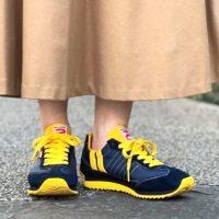 レディーススニーカーのブランド特集。大人の女性が一足はもちたいおしゃれデザイン
